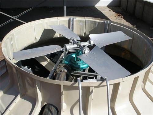 水轮机冷却塔图片