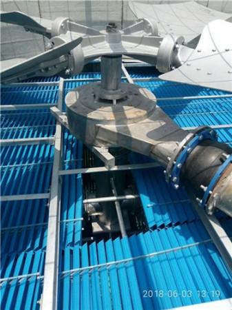 水冷机组冷却塔
